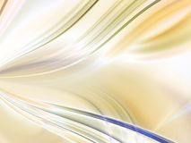 Fractal Abstract Background. Brightly curving textures (computer generated, fractal abstract background Royalty Free Stock Photos