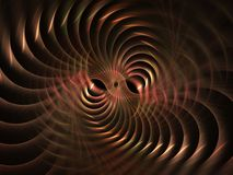 Fractal Abstract Background Stock Photo