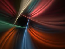 Fractal Abstract Background Royalty Free Stock Images