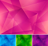 Fractal abstract background. Series, file format eps 10 Royalty Free Stock Images
