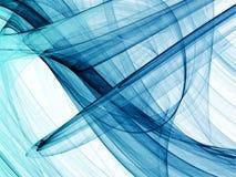 Fractal abstracte achtergrond Royalty-vrije Stock Afbeeldingen