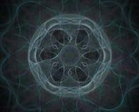 Fractal abstracto Imagen de archivo libre de regalías