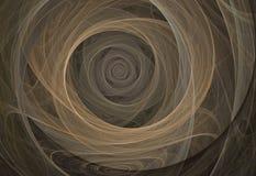 Fractal abstracto geométrico Foto de archivo libre de regalías