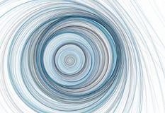 Fractal abstracto geométrico Fotografía de archivo libre de regalías
