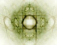 fractal abstrakcyjne Obrazy Stock