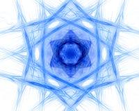 fractal abstrakcyjne royalty ilustracja