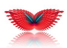 fractal abstrakcyjne Obraz Royalty Free