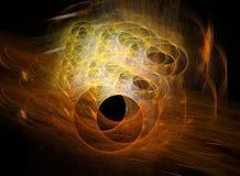 fractal abstrakcyjne projektu Obraz Stock