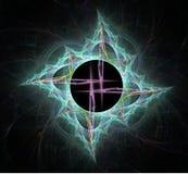 fractal abstrakcyjne projektu Zdjęcia Stock