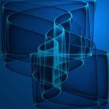 Fractal abstrato Foto de Stock