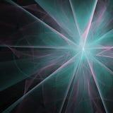 Fractal Achtergrond Stock Fotografie