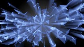 Fractal alien fiber abstract Royalty Free Stock Photos