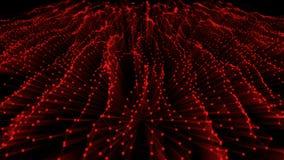 Fractal alien fiber abstract Royalty Free Stock Image