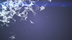 Fractal alien fiber abstract Stock Images