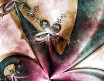 Fractal artístico I foto de archivo libre de regalías