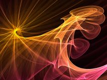 Fractal background Stock Photos