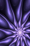 Fractal background. Abstract futuristic fractal a colour background Royalty Free Stock Photo