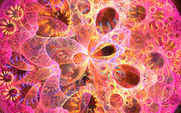 Fractal background Royalty Free Stock Photography