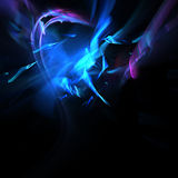 Fractal Background Stock Photography