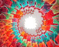 Fractal background Royalty Free Stock Image