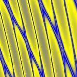 Fractal beeld stock illustratie