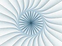 Fractal Burst Backdrop Stock Image