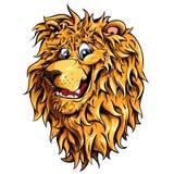 Fractal del león Imagen de archivo libre de regalías