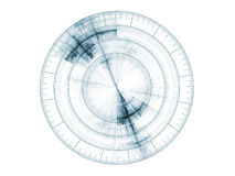 Fractal Dial Royalty Free Stock Photo