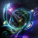 fractal ewolwenta Fotografia Stock