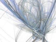 Fractal, explosión de la parte radial. Imagen de archivo libre de regalías