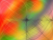 fractal fundusz Fotografia Stock
