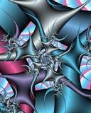 Fractal Funky Imagem de Stock