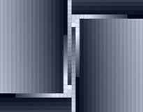 fractal geometrii podobieństwo akcje Fotografia Stock