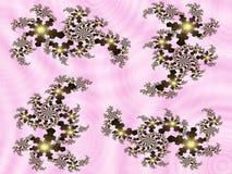 Fractal Harmonie Stock Foto