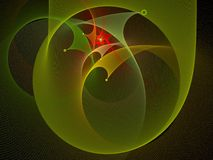 Fractal Illusion Abstract Stock Photography