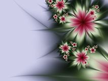 Fractal image Royalty Free Stock Images