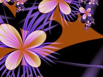 Fractal image Stock Image