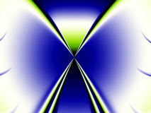 Fractal Image X Stock Photo