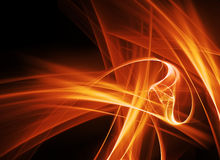 Fractal Inferno Royalty Free Stock Images