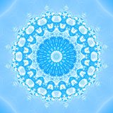 Fractal Kaleidoscope Royalty Free Stock Photography