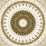 Fractal Kaleidoscope Royalty Free Stock Photography