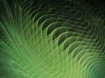 Fractal kunstachtergrond voor creatief ontwerp Royalty-vrije Stock Afbeelding