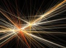 fractal linie Zdjęcie Stock