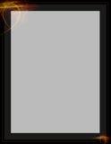 fractal list Obrazy Royalty Free