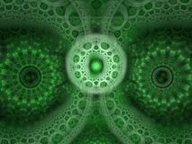 This Fractal is Looking at You royalty free illustration