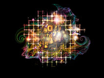 Fractal Math Stock Images