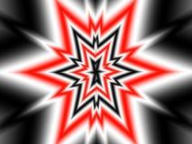 fractal metro Zdjęcia Stock