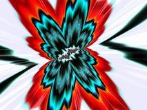 Fractal nenhuns 6 Imagem de Stock