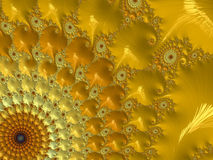Fractal no 13. Fractal no 12 that can be use as a background Stock Images