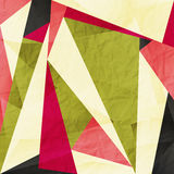 Fractal paper Stock Image
